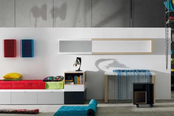 life-box-16-dormitorio-juvenil-con-cama-kubox-y-estanterias